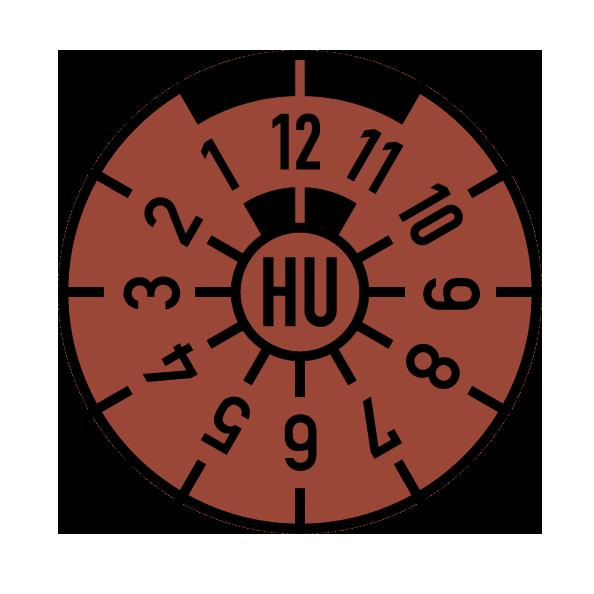 Die Hu Plakette Kus Fahrzeuguberwachung